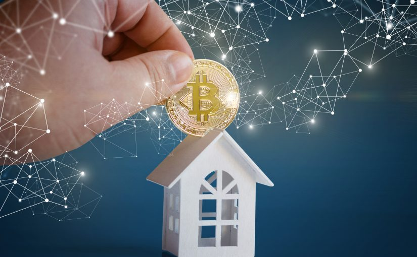 Can I use my Bitcoin to buy property?