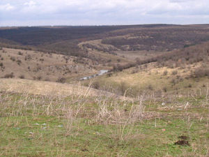 Plot of land with panoramic views situated 85 km from sea