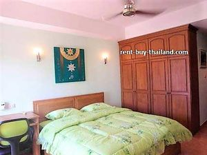 View Talay 1 studio for rent Jomtien - View Talay 1 sale