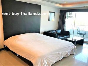Thepprasit Road Pattaya condos for rent-sale Jomtien