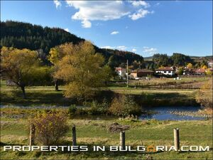 Plot of building land in the area of Borovets Ski Resort