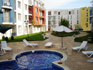Fully furnished one-bedroom apartment close to the beach