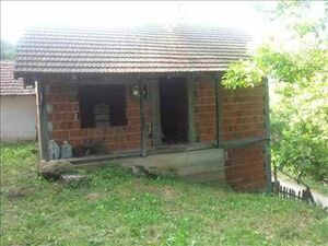 I am selling a country house in village Studena, Serbia