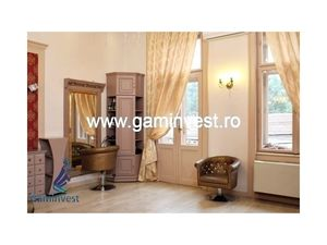 Luxury beauty salon for rent, central Oradea, Romania A1226