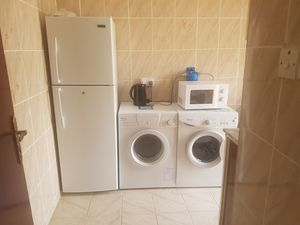 furnished 1 bedroom apartment in mahaboula KWD 250