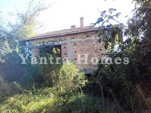 2-storey house for finishing in the village of Bryagovitsa