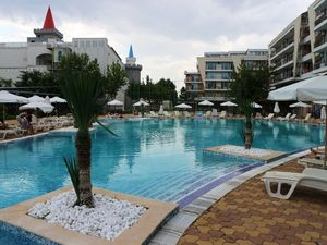 Spacious studio, 45 sq.m., in Grand Kamelia /Sunny beach/