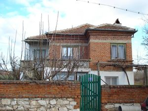 House for sale 15 km away from Elhovo town