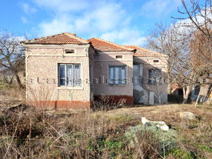 Cheap two bedroom stone house in a quiet village