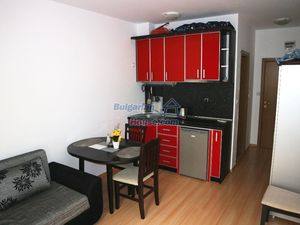 Nicely furnished studio apartment in Sunny Day 6 Sunny Beach