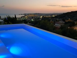 villa with seaview & infinity pool in Sitges , Catalunya