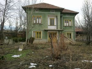 village of Patresh, 45 km north-west from Veliko Turnovo