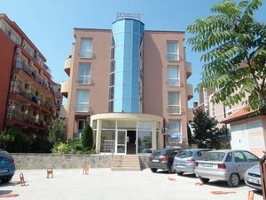 Studio apartment in Villa Levante (Nessebar), Aurelia beach