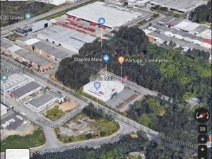 Industrial Land with 25000 square meters for rental in Porto