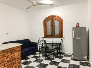 Fully furnished 1 bed in El Kawther area
