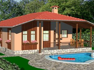 Large building plot close to beautiful beaches 194 Eur month