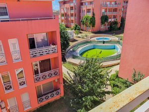Pool View Furnished studio in Sunny Day 6, Sunny Beach