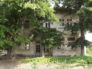 Country house in a village near river 30 km from big city