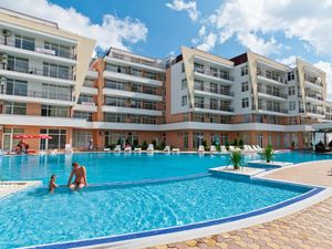 Studio with balcony in Grand Kamelia, Sunny Beach