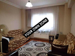 3+1 Bargain Price in Istanbul with small garden near center