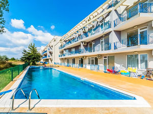 Furnished studio for sale in Sunny Day 4, Sunny Beach
