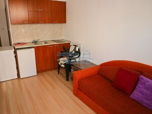 Low - priced furnished studio for sale near Sunny Beach