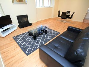 Spectacular two bedroom apartment,