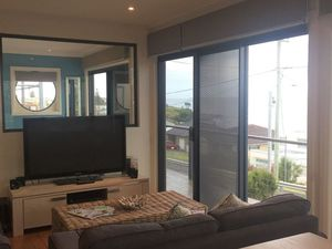 Seaview at Gerroa is a luxurious apartment located in the qu