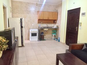 Furnished 1 bedroom apartment in Kayadat area