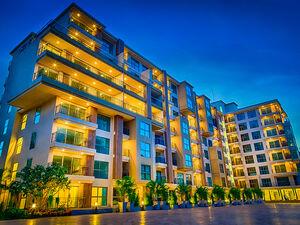 Pattaya North - City Garden Tropicana Condominium