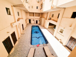 Brand new 1 bedroom apartment with pool view