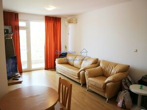 BARGAIN. 1BED furnished apartment for sale near Sunny Beach