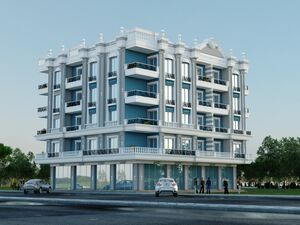 New apartments in New El Kawther area on payment plan