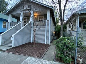 Beautiful 2 beds 1 bath house for rent in Sacramento
