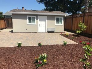 Gorgeous New 1 Bed 1 Bath house for rent in Redwood City