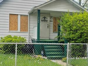 Lovely 1 bed 1 bath house for rent in Detroit
