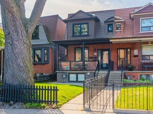 Renovated 3 Bedroom 1 bath House for rent in Toronto