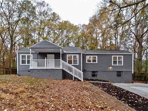 Beautiful 3 beds 2 baths house for rent in Marietta