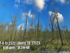Investment property beside Trinity River