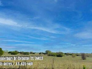 Private, Convenient & Affordable lot in Johnson County, Tx