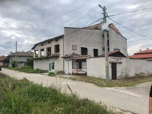 Massive house with land and business potential, town Vetovo