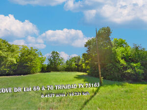 Great for any family, looking to build a home - TX 75163
