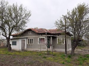 Rural house with big garden situated 30 minutes from the sea