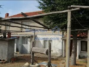 House for sale 50 km from Plovdiv and 20km from Chirpan