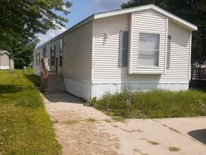 New 2 bed 2 baths house for sale in Bruce