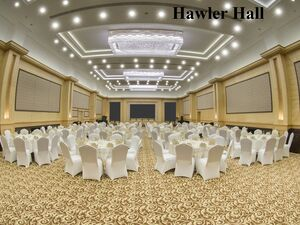 OUR AMAZING HALLS FOR CONFERENCES IN GREAT EIH SHERATON