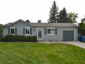 Great 4 beds 1 bath house for rent in Broomfield
