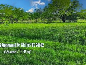 The Perfect Home Site in Texas