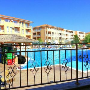 Cheap furnished studio apartment in Sunny Beach