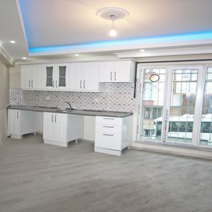 Newly built 1+1 apartment for sale in Istanbul